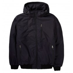 Emerson Casual Ribbed Hood...